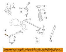 GENUINE NISSAN 01-04 Pathfinder Right Lower Link TRAILING ARM OEM 55110-3W710