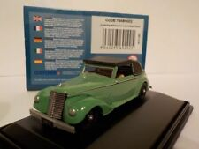 Oxford Diecast 76ASH002 Armstrong Siddeley Hurricane Closed in Green 1 76