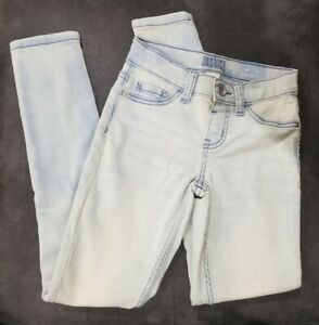 NEW Justice Girls Mid Rise Jegging Jeans Size 10 Slim  Stretch Super Soft