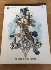 Guide de Jeu - Kingdom Hearts II - PS2, PS3, PS4 - Piggypack - Très bon état