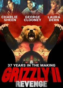 GRIZZLY II: REVENGE NEW DVD