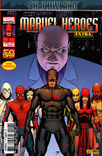MARVEL HEROES EXTRA   N°7    PANINI COMICS