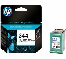 PACK OF 2 GENUINE HP 344 C8767EE COLOUR INK CARTRIDGE 2YR GUARANTEE FAST POSTAGE