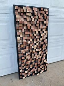 Professional Acoustic Panel Sound Diffuser wooden wall art Rebel Sky Acoustics