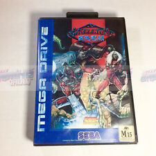 Skeleton Krew - RARE (Quality Tested!) SEGA Mega Drive PAL Action Fighter (VGC)