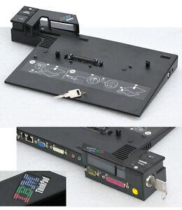 Port Repli Docking Station 2504 For IBM THINKPAD R60 T60 T61 Z60t T60p DOC10 MM