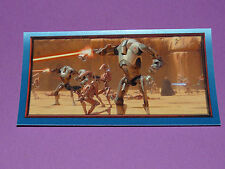 N°188 STAR WARS ATTACK OF THE CLONES GUERRE DES ETOILES 2002 MERLIN TOPPS PANINI