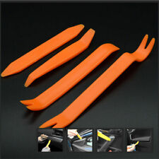 4 x Car Removal Open Tools Door Clip Kit Panel Radio Trim Dash Audio Installer