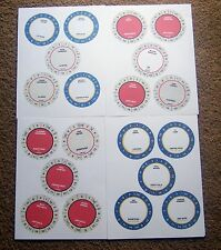 95-Player Discs 2006-2008 For Cadaco All Star Baseball Game
