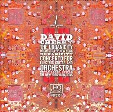 CHESKY,DAVID, Urbanicity, Excellent, Audio CD