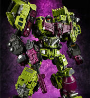Transformers Toys oversize KO GT Devastator Construction Vehicle  figure toy