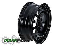 "02-05 VW Volkswagen Passat Black 16"" Inch Steel Wheel OEM GENUINE 8D0601027A03C"