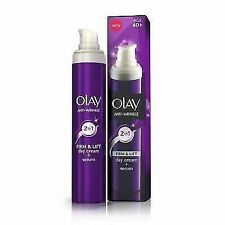 Olay Anti-wrinkle 2 in 1 Day Cream Serum Firm & Lift World Wide Postage