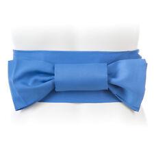 Royal Blue KIMONO GIAPPONESE OBI Cintura