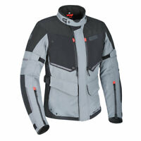 Oxford Mondial Advanced Motorbike Motorcycle Textile Jacket Tech Grey