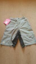 Halfords Azore Ladies 3/4 Baggy Cycling Shorts size 12 - 14
