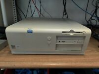 RARE Vintage Dell OptiPlex GXi Intel Pentium 96MB RAM NO HDD/OS j