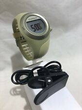 Garmin Forerunner 405 Yellow Green EXCELLENT CONDITION charger