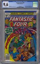Fantastic Four #186 CGC 9.6 NM+ Wp 1st Salem's Seven App Marvel Comics 1977 RARE