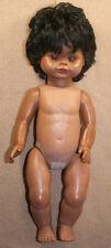 """Puppe große  lissy baetz """" Neger Puppe"""" dunkelhäutig  *TOP*"""