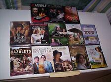 DVD,GIRL FROM PARIS,CAZALETS,BRIDESHEAD,SECRET LIFE OF MRS BEETON,ACORN,BBC,PBS.