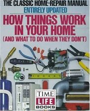How Things Work in Your Home: And What to Do when They Dont by The Editors of T