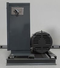 Steelman Rotary Phase Converter Model # R-3/6-230-LD