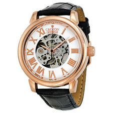 Croton Imperial Automatic Skeleton Watch - CI331072BSRG