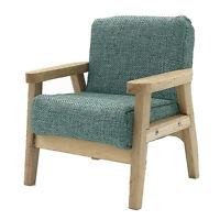 1:12 Sofa Canapé Miniature Mobilier pour Maison de Poupées