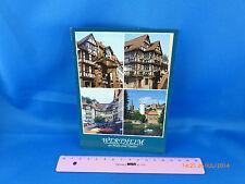 alte Ansichtskarte, Postkarte von 6980 (97877) Wertheim am Main (3) Hochformat