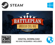 Battleplan: American Civil War - PC Steam Key - Windows