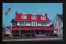 New Jersey NJ postcard Ocean City, Plymouth Inn restaurant