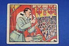 1938 Gum - Horrors of War - #283 - Scarce RARE, High Numbered Card - Fair