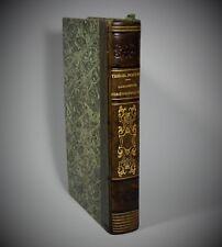 Théodore POUPIN Caractères PHRÉNOLOGIQUES et PHYSIOGNOMONIQUES 1837