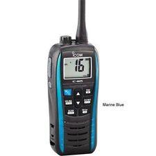 Brand New Icom IC-M25 Floating Handheld VHF - 5W - Marine Blue
