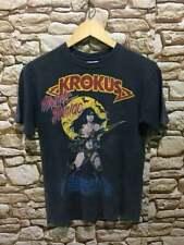 Vintage 80s extremely rare Krokus Midnite Maniac band Shirt Vintage Gift, S-3Xl