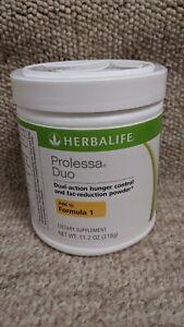 Herbalife Prolessa Duo 11.2 Oz Fat Burner 30 Day Supply