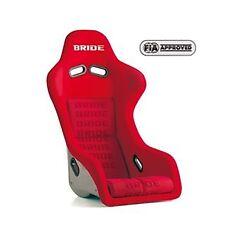GENUINE BRIDE ZETA 3 FIA APPROVE Fullbucket Seat TYPE M RED (BRIDE  LOGO) F31IMF