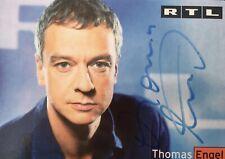 Autogrammkarte Thomas Engel (Hinter Gittern)