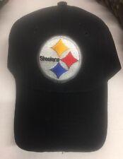 Pittsburg Steelers Black  Baseball Hat