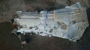 BMW E90 3 SERIES 320d M47N2 ZF 6 SPEED MAUAL GEARBOX. PT NO 23007562730