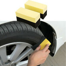 Auto Car Tire Brush Scrubber Sponge Large Clean Washing Pad Duster Cleaning Tool