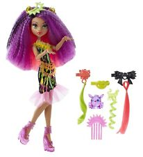 Monster High Clawdeen Wolf ELECTRIFIED Monstrous Hair Ghouls Sammler OVP DVH70