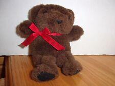 """5-1/2"""" Plush Craft Bear  Brown Mamiye and Co. Bear"""