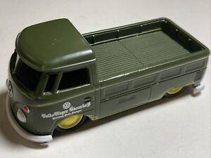 HOT WHEELS 1:50 Loose 1967 VW Volkswagen Bus Pickup Truck 2008 Rat Rods #7