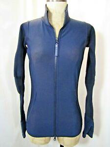 STELLA MCCARTNEY ADIDAS Zip Through Workout Jacket Size Small