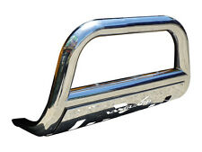 T-304 14-16 TOYOTA 4RUNNER LIMITED BULL BAR FRONT BUMPER PROTECTOR GUARD S/S
