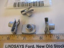 "4 NEW PIECES FORD 2007/2017 EXPEDITION ""NUT"" [RUNNING BOARD NUT], W707002-S301"