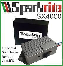 Sparkrite Universal SX4000 puntos & Electronic Spark Booster Amplificador De Encendido