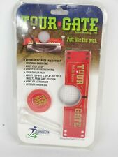 Tour Gate Golf Swing Aid Putt Like the Pros Innovative Sports, Alignment Tool